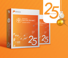 Paragon Hard Disk Manager 25th Anniversary Limited Edition