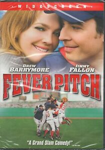 Like New WS DVD Fever Pitch Drew Barrymore Jimmy Fallon Jason Spevack Jack Ke