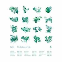 CFCF-THE COLOURS OF LIFE-JAPAN CD E25