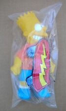 THE SIMPSONS FAMILY (BART) BURGER KING PLUSH ADVERTISING DOLL NEW SEALED 1990