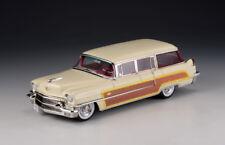 "Cadillac Series 62 Hess & Eisenhardt Wagon ""Cream""1956 (GLM 1:43 / 120302)"