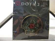 DOTA 2, 2017 TI7  Attendee PIN, The International, With Steam Code, New
