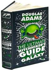 *New* THE ULTIMATE HITCHHIKER'S GUIDE TO THE GALAXY (Douglas Adams) LeatherBound