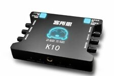 XOX K10 USB External Sound Card Chinese Version for Song Recording DJ