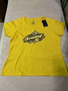 New Women's Original Fanatics WNBA Seattle Storm T-shirt Sz 2xL