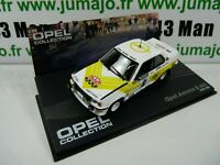 OPE109R voiture 1/43 IXO eagle moss OPEL collection : ASCONA B 400 Francfort #8
