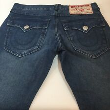 True Religion Billy Super T 34X34 100% Authentic Made In USA