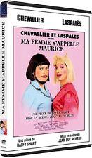 DVD //  CHEVALLIER et LASPALÈS : Ma Femme s'appelle Maurice  //  NEUF cellophané