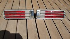 Dodge Colt Tail Lights 1975 76