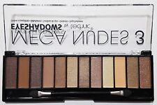 Mega Nudes 3 by Technic 12 Eyeshadow Palette