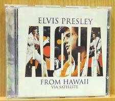 Elvis Presley Aloha from Hawaii Via Satellite CD 1998 RCA Rock n Roll