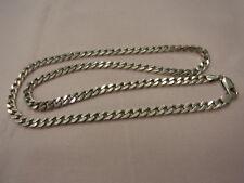 SR324-925er Silber kette lang 50 cm Breit 4,7 mm Gewicht 27,9 Gramm