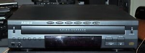 ADMIRAL MODEL GRD67219-A COMPACT 5 DISC PLAYER SCHOOL SURPLUS