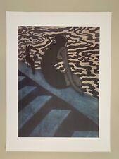 LEON SPILLIAERT, 'LE BAIGNEUSE,1910' RARE 2005 ART PRINT