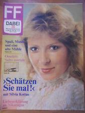 + FF DABEI 26 - 1983 Silvia Kottas Jazz-Bühne Plappermoehl Ohne Programmteil