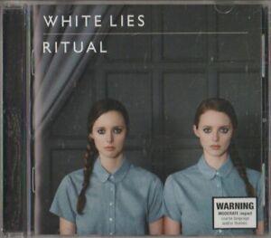 C.D.MUSIC I500   WHITE LIES   RITUAL