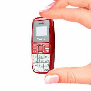 Mini Cellulare Telefono Tascabile Bm200 Dual Sim Gsm Lettore Mp3 Bluetooth cir
