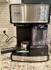 Mr. Coffee BVMC-ECMP1000-RB Café Barista Espresso and Cappuccino Maker -... photo