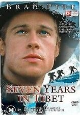Seven Years In Tibet (DVD, 2005) Brad Pitt Brand New & Sealed Region 4