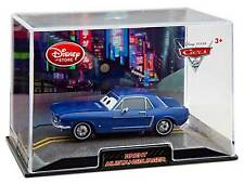 Disney Store Cars 2 Brent Die Cast Car In Collector's Case