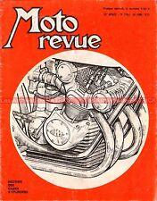 MOTO REVUE 1964 GILERA 4 AJS 370 Y5 TRIUMPH 650 Bonneville Mike Hailwood 1970