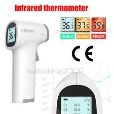 DIGITALE-TERMOMETRO A INFRAROSSO corpo rapidi fronte temperatura PISTOLA LCD