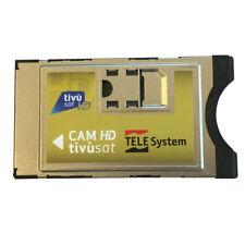 Tivusat HD CI+ Modul MediaSet ohne Smartcard Karte CAM senza CARD tivùsat