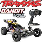 NEW Traxxas 24076-4 Bandit VXL Brushless PURPLE BODY Electric RC Buggy w/TSM TQi