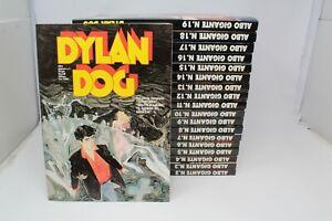 DYLAN DOG SERIE GIGANTE BONELLI 1/19 COMPLETA NUOVI [W005-001]