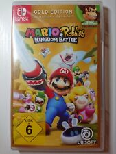 Mario Rabbids Kingdom Battle Gold Edition - Nintendo Switch