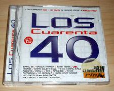 CD Album Sampler - Los Cuarenta 40 : Eiffel 65 + Groove Armada + ...
