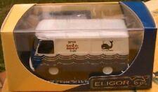 PEUGEOT J7 TOLE SEL DE MER A LA BALEINE ELIGOR 100975 1/43 CAMION UTILITAIRE