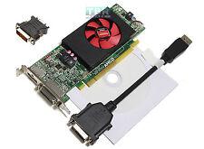 Dell AMD Radeon HD8490 R5 240 1GB DDR3 Low Profile Video Graphics Card DP DVI