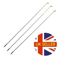 3 Quiver tips for coarse carp barbel fishing (screw in) Angling tackle UK seller