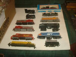 HO ENGINE LOT OF