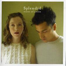 "SPLENDID (Angie Hart) ""States Of Awake"" Rare 2000 6Trk CD *Frente *Pet Shop Boys"