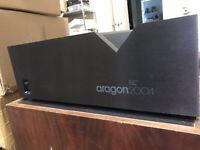 Aragon 2004 MKII Dual Mono Power Amplifier