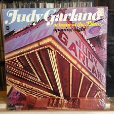 [JAZZ/MUSICAL]~EXC LP~JUDY GARLAND~At Home At The Palace~Opening Night~[1967]~