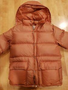Vtg Co-Op Pre Sierra Design Goose Down Parka Puffer Jacket Rare M -L