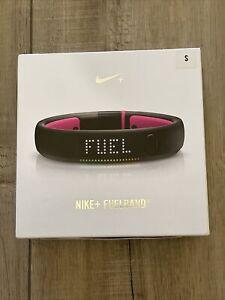 NIKE+ FUELBAND Black Noir-Pink F WM0110 066 Bluetooth Water Resistant (S) Petite