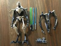 Star Wars The Clone Wars General Grievous Interchangeable Arms Action Figure