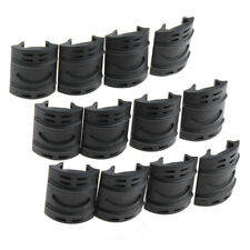 12 X Rifle Weaver Picatinny Hand Guard Quad Rail Covers Rubber Tactical S2EG Hot