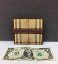 Burberry  wallet 100% AUTHENTIC MADE IN ITALY