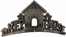 Beautiful Home House Design Wood Wall Hanging Key CHABI Holder Hanger DÉCORATIVE