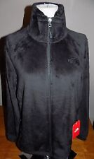 NWT The North Face Osito 2 Women's Fleece Jacket  TNF BLACK NEW MODEL LARGE  $99