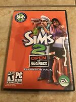 Sims 2: Open for Business Expansion Pack (PC, 2006) Code Complete
