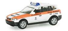 Herpa 047760  BMW X3S™ Munich Pediatric Rescue Service  1:87 Scale (PL)
