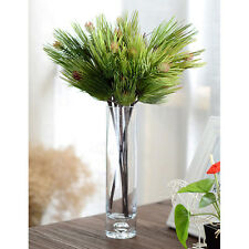 Artificial Pine Tree Dried Branches Silk Cloth Fake Plant Party Home Decor Hot