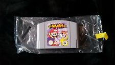Super Smash Bros. solo módulo (Nintendo 64, 1999)