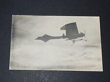CPA 1909 AVIATION MONOPLAN ANTOINETTE AVIATEUR HUBERT LATHAM AEROPLANE PIONNIERS